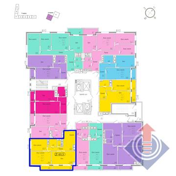Продажа квартиры, Мытищи, Мытищинский район, Купить квартиру от застройщика в Мытищах, ID объекта - 328978890 - Фото 2