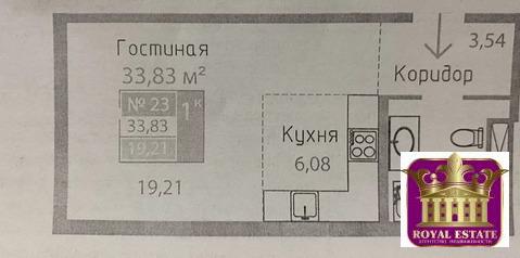 Продается квартира Респ Крым, г Симферополь, ул Киевская, стр 1