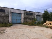 Продается одноэтажное бетонное здание 1300 кв.м. участок 55 соток., Продажа складских помещений в Яхроме, ID объекта - 900291668 - Фото 1