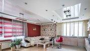 Продаётся видовая 3-х комнатная квартира в доме бизнес-класса., Купить квартиру в Москве, ID объекта - 329258079 - Фото 1