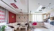Продаётся видовая 3-х комнатная квартира в доме бизнес-класса., Купить квартиру в Москве, ID объекта - 329258079 - Фото 2