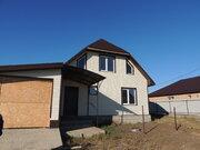 Продажа дома 150 м2 на участке 7 соток, Купить дом Благословенка, Оренбургский район, ID объекта - 504557800 - Фото 1