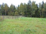 Купить земельный участок в Солнечногорском районе