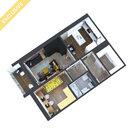 2-комн. Малахова, 34а(53.1), Купить квартиру в Барнауле, ID объекта - 329786358 - Фото 7
