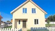 2-эт.дом из блоков в д.Клишева Раменского района на 4 сот.