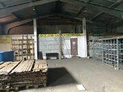 Продается одноэтажное бетонное здание 1300 кв.м. участок 55 соток., Продажа складских помещений в Яхроме, ID объекта - 900291668 - Фото 15