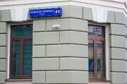 ЖК Полянка/44 - четырёхкомнатная кв-ра, 170 кв.м. с видом во Двор-парк