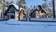 Коттедж в дворцовом стиле на Минском шоссе., Купить дом в Одинцово, ID объекта - 503442473 - Фото 39