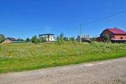 Участок 12сот с газом в Волоколамске (ИЖС), Купить земельный участок в Волоколамске, ID объекта - 202131591 - Фото 2