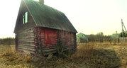 Дачный домик из бревна в cyn рядом с городом Волоколамском, Купить дом в Волоколамске, ID объекта - 504641373 - Фото 7