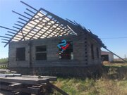 Дом из бруса на участке 644 кв.м в д.Бурцево, Купить дом Бурцево, Уфимский район, ID объекта - 503886985 - Фото 1