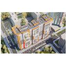1-комнатная Димитрова, 130 (43,5 м2), Купить квартиру в Барнауле, ID объекта - 329873189 - Фото 1