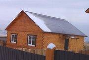 Продается дом. , Хомутово,, Купить дом Хомутово, Иркутский район, ID объекта - 503718905 - Фото 1