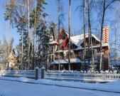 Коттедж в дворцовом стиле на Минском шоссе., Купить дом в Одинцово, ID объекта - 503442473 - Фото 40