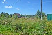Участок 12сот с газом в Волоколамске (ИЖС), Купить земельный участок в Волоколамске, ID объекта - 202131591 - Фото 6