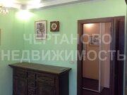 3х ком квартира в аренду у метро Южная, Снять квартиру в Москве, ID объекта - 316452953 - Фото 11