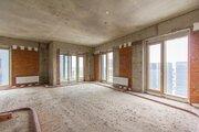 Квартира 155 кв м без отделки в ЖК Садовые кварталы, ул Ефремова 10к1