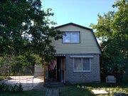 Дача 35 м на участке 5 сот., Купить дом в Курчатове, ID объекта - 504866429 - Фото 1