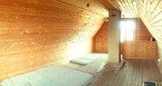 Дачный домик из бревна в cyn рядом с городом Волоколамском, Купить дом в Волоколамске, ID объекта - 504641373 - Фото 13