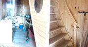 Дачный домик из бревна в cyn рядом с городом Волоколамском, Купить дом в Волоколамске, ID объекта - 504641373 - Фото 11