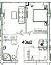 4 700 000 Руб., 2 комнатные апартаменты с ремонтом в элитном комплексе, Купить квартиру в Ялте, ID объекта - 334078383 - Фото 3