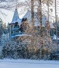 Коттедж в дворцовом стиле на Минском шоссе., Купить дом в Одинцово, ID объекта - 503442473 - Фото 49