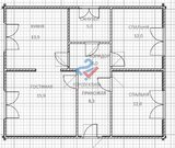 Коттедж 72 м на участке 8 сот, Купить дом Карпово, Республика Башкортостан, ID объекта - 504399326 - Фото 13