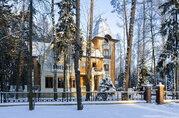 Коттедж в дворцовом стиле на Минском шоссе., Купить дом в Одинцово, ID объекта - 503442473 - Фото 37