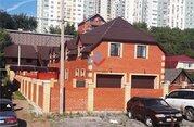 Ул.Пугачева 72а 2х этажный Таунхаус, Купить дом в Уфе, ID объекта - 503998946 - Фото 1