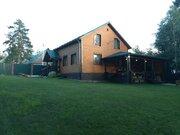 Дом у залива, 19км Байкальского тракта, 10 миллионов, Купить дом в Иркутске, ID объекта - 504415055 - Фото 1