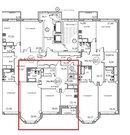 "31 000 000 Руб., ЖК ""Royal House on Yauza""- 99,3 кв.м, 6этаж, 7 секция, Купить квартиру в Москве, ID объекта - 319552576 - Фото 32"